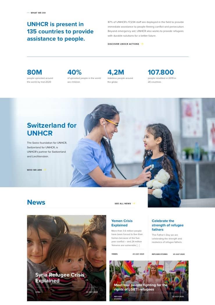 UNHCR - Homepage