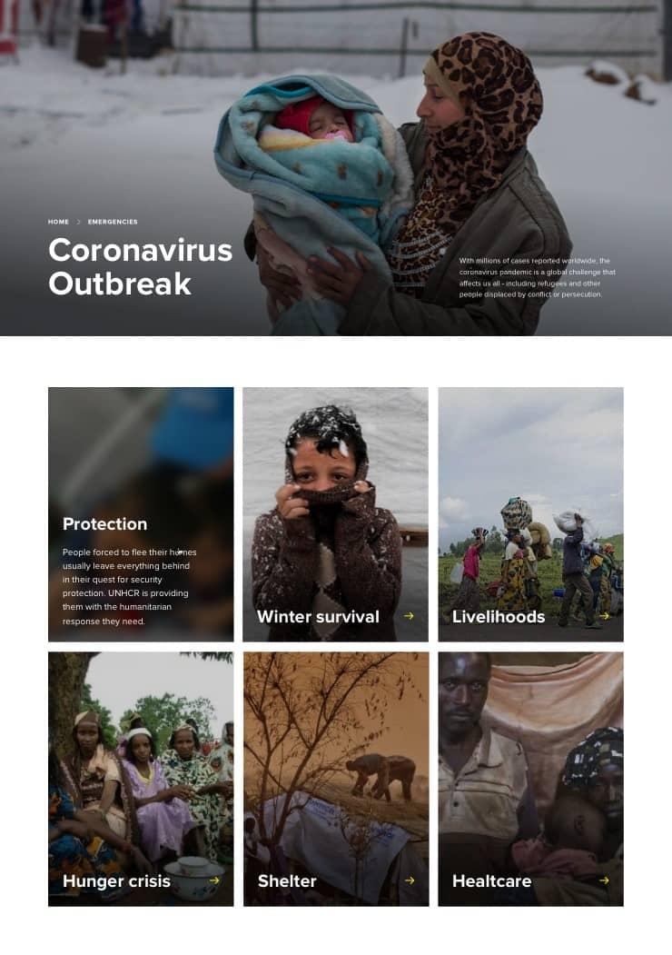 UNHCR - Galery